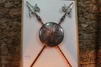 Escudo Redondo Medieval