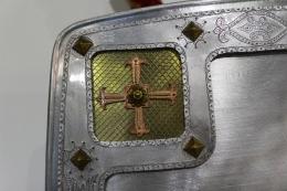 Escudo Medieval Templário